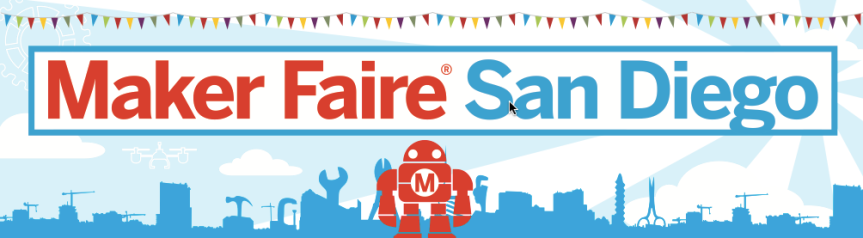 Who's Exhibiting at Maker Faire?